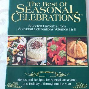 The Best of Sensational Celebrations cookbook